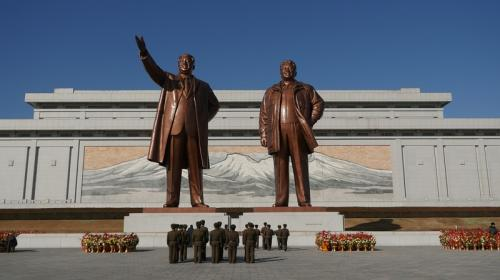 ForPost - В Северной Корее ловят местного Бэнкси