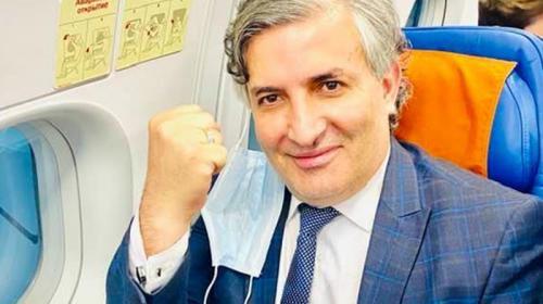 ForPost - Скандального адвоката Пашаева облили фекалиями