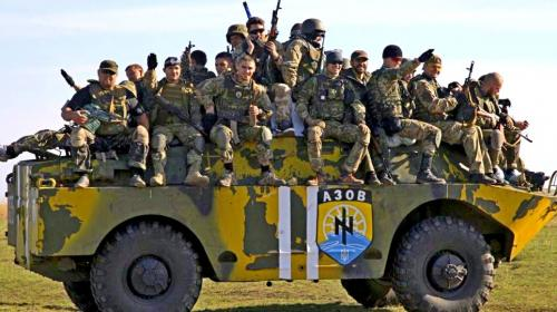 ForPost - Националисты «Азова»* забили насмерть пенсионера из Мариуполя