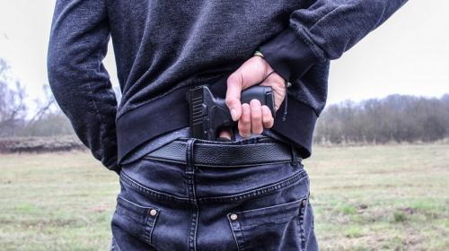 ForPost - «Какой-то бандитский Петербург»: врач с пистолетом напал на женщину с ребёнком