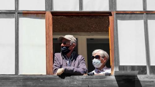 ForPost - В ЛНР ввели самоизоляцию для жителей старше 65 лет