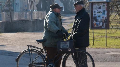 ForPost - Старики-разбойники: четверть пожилых россиян становятся алкоголиками