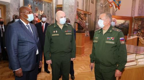 ForPost- Академия Генштаба России обучит африканских офицеров