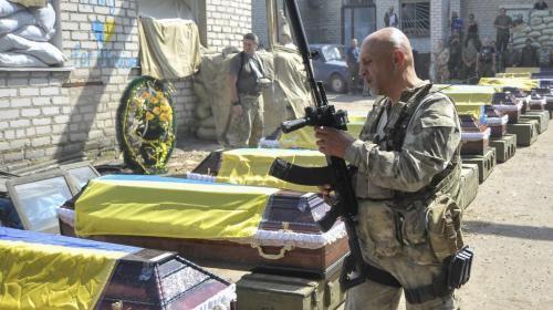 ForPost - Украинских боевиков покосило «дружественным огнём» эффективнее, чем с позиций ополчения