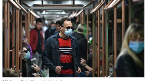 ForPost - Гинцбург назвал сроки отказа от маски после вакцинации от коронавируса