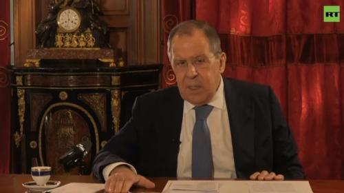 ForPost - Россия не будет бегать и унижаться перед ЕС, — Лавров