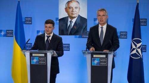 ForPost - Кто за ручку привёл НАТО к границам России
