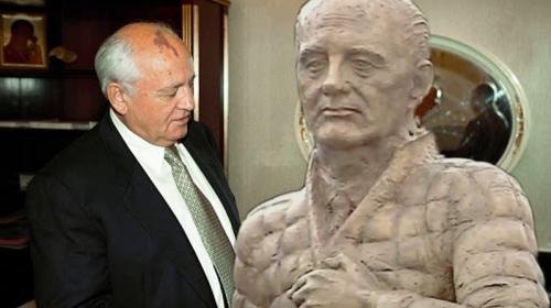 ForPost - Михаил Горбачёв оценил открытие ему памятника в Германии