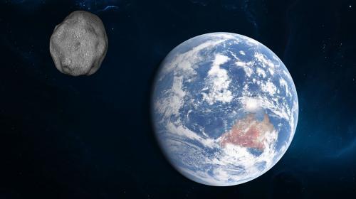ForPost - Летящий к Земле астероид угрожает выборам в США