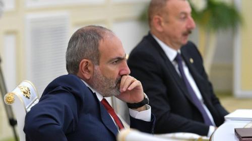 ForPost - Пашинян и Алиев готовы сесть за стол переговоров в Москве