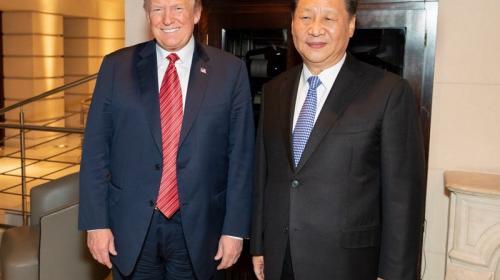 ForPost - У Трампа обнаружили банковский счёт в Китае