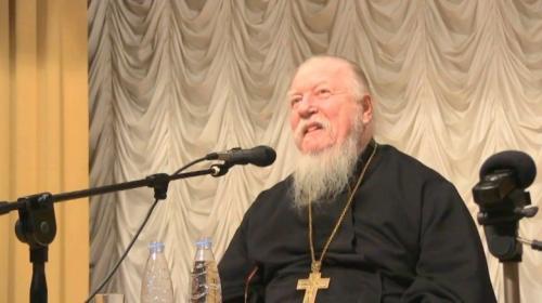 ForPost - Скончался один из самых известных священников России