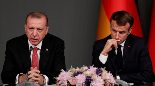 ForPost- Франция отозвала посла в Турции после слов Эрдогана о Макроне