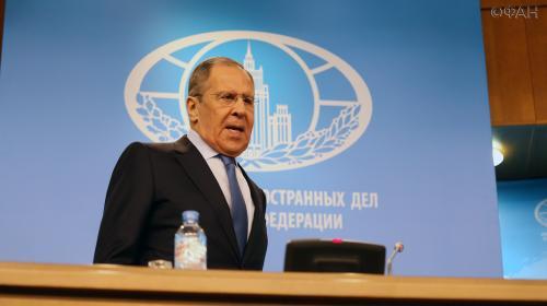 ForPost - Лавров заявил, что РФ не видит нужды в новых инициативах по Донбассу