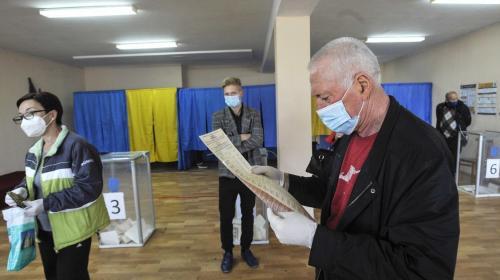 ForPost - ЦИК Украины планирует обнародовать итоги местных выборов до 3 ноября