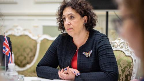 ForPost - Великобритания поддержала Украину по Крымской платформе