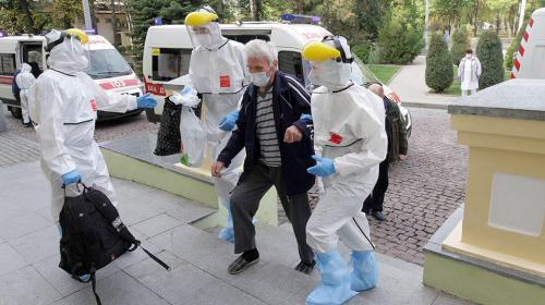 ForPost - Власти Украины потратили коронавирусный фонд на все, кроме медицины