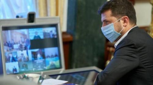 ForPost - Зеленский созвал экстренное заседание Совбеза Украины из-за коррупции