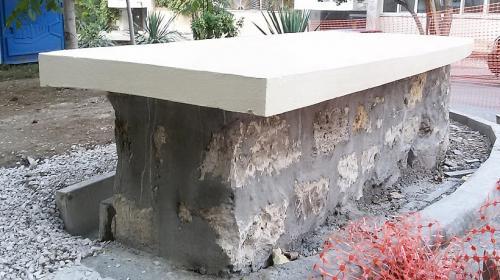 ForPost - В Севастополе опять происходят странности с подпорными стенами