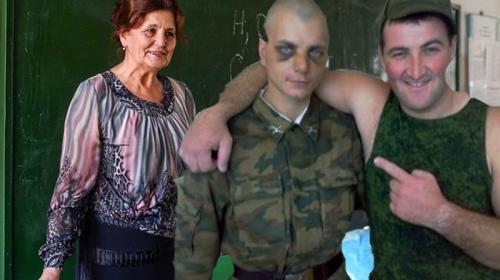ForPost- Солдатские матери потребовали запретить армейский жаргон