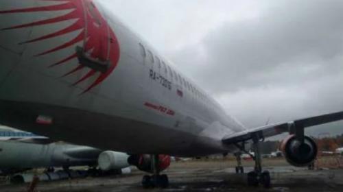 ForPost- Не битый, не крашеный: на Avito выставили на продажу пассажирский Boeing