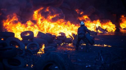 ForPost - Потерянное достоинство: почему очередная годовщина «майдана» прошла без людей