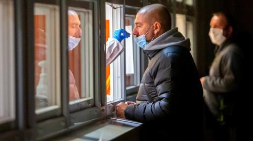 ForPost - «Контактных» севастопольцев не будут тестировать на коронавирус