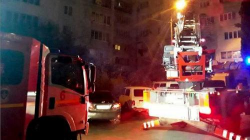 ForPost - На пожаре в Севастополе погибла женщина