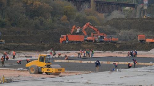 ForPost- За строительством водозабора в Севастополе можно следить онлайн