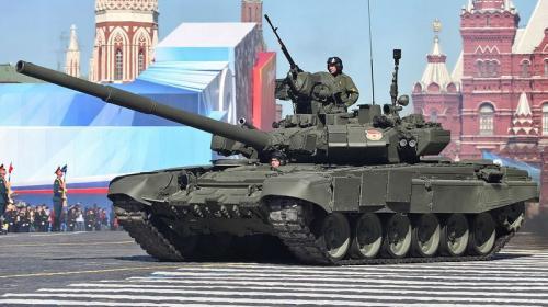 ForPost- Американцы нашли в России «зверя» среди танков