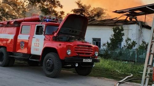ForPost- Крымчанин сгорел внутри собственного автомобиля