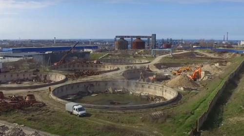 ForPost- Для очистных под Севастополем придётся рыть туннель