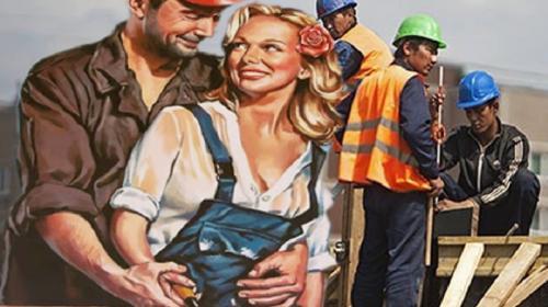 ForPost- Женщины заменят мигрантов на стройке: почему это решение властей назвали нелепым