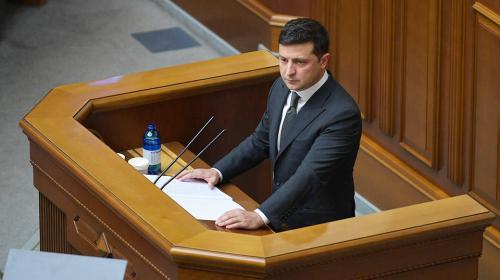 ForPost - В Раде заявили, что Зеленский может быть последним президентом Украины