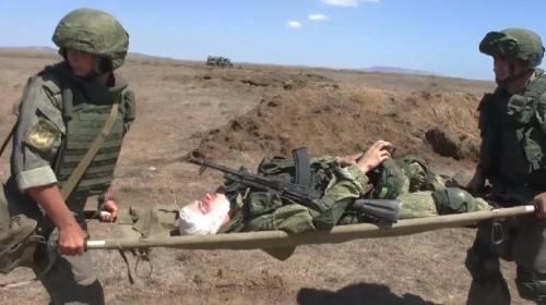 ForPost- Военные медики Севастополя помогут лечить коронавирус в Ялте