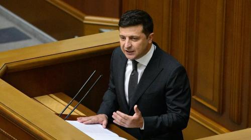 ForPost - Зеленский заявил, что хотел бы выйти из Минских соглашений