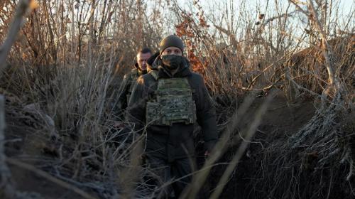 ForPost - Украинские военные раскритиковали слова Зеленского о всеобщей мобилизации