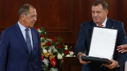 ForPost - Украина требует от Боснии предоставить подаренную Лаврову икону для экспертизы