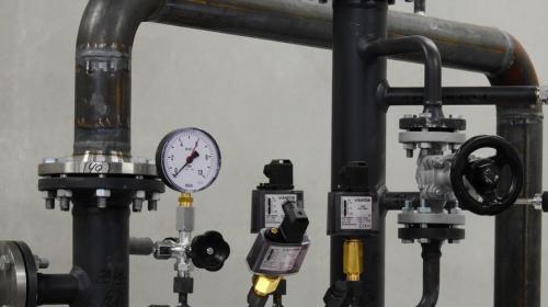 ForPost- В Севастополе газовые котельные угрожали промышленной безопасности