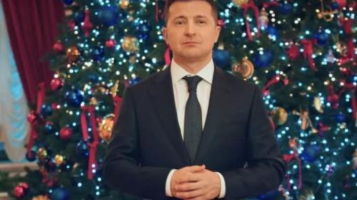 ForPost - В новогоднем поздравлении Зеленский призвал Крым быть с Украиной