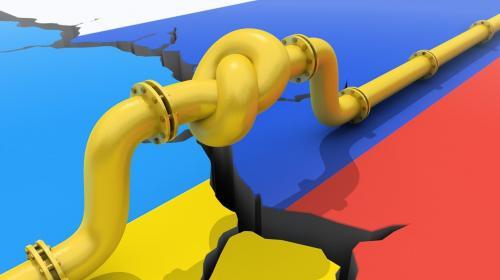 ForPost- Транзит российского газа в ЕС через Украину за год рухнул