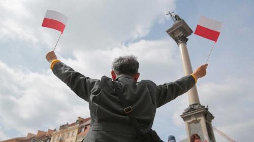ForPost- Жители Польши не смогли выбрать политика года