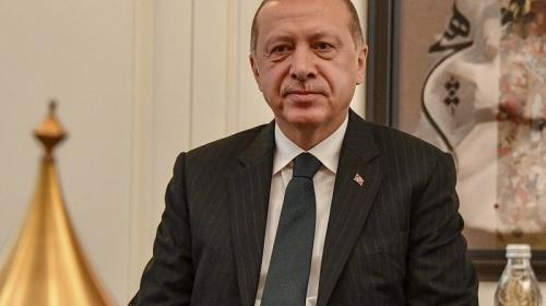 ForPost- Эрдоган призвал заменить сбежавшую Британию Турцией