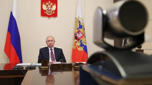ForPost- Путин объявил массовую вакцинацию всех россиян