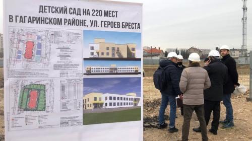 ForPost- В Гагаринском районе Севастополя появится ещё один детсад