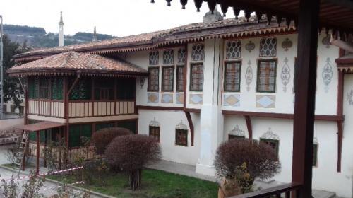 ForPost- Обновленный Ханский дворец в Бахчисарае удивит своими экспозициями