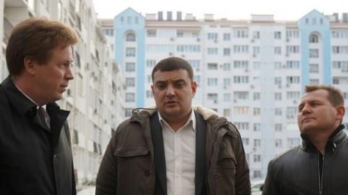 ForPost- В Севастополе продолжают строить многоэтажки без Генплана и ПЗЗ