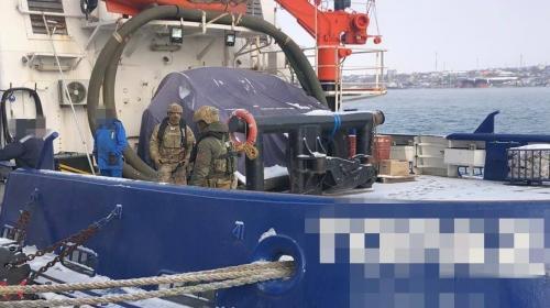 ForPost - В Крым тайно перевозили украинских моряков