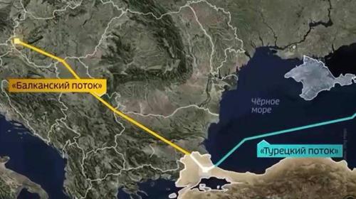 ForPost- Прибыль от прокачки российского газа вместо Украины будет получать Сербия