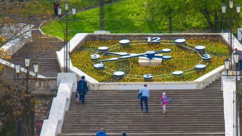 ForPost - Синопский спуск в Севастополе: грандиозность задумки и тайна исчезнувшего фонтана